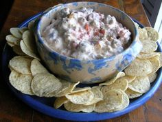 sausage and cream cheese dip