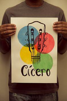Poster - Cícero