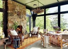 Image result for lake house interiors