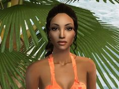 Leilei of Samoa is by Astral Faery and located in Sim Beauties from Around the World. #Sims2 #downloads