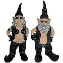 These two can travel along too, I bet they gnome of some great spots ;)