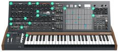 MatrixBrute is arguably the most powerful analog monophonic synthesizer ever ! As flexible as a modular system but offering presets, MatrixBrute is a...