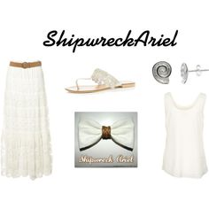 """Shipwreck Ariel"" by dontmakemedothisalone on Polyvore"