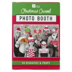 Looking for a secret santa present? Shop our huge selection of perfect presents with many and under. Christmas Photo Booth, Christmas Photos, Family Christmas, Christmas Themes, Photo Booth Kit, Secret Santa Presents, Funny Christmas Gifts, Merry And Bright, Xmas Cards