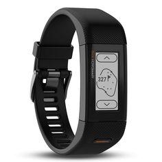 Garmin Approach Lightweight GPS Golf Band Black Large for sale online Cheap Golf Clubs, Golf Gps Watch, Golf Apps, Golf Pride Grips, Top 5, Band, Golf Shoes, Watch Sale, Medium