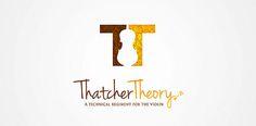 Thatcher Theory Logo logomoose.com