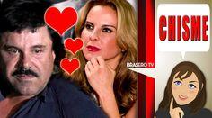 Kate del Castillo de romance con El Chapo ¿Sera?   Chisme