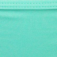 Mint green triangle cut out bikini bottoms - vacation shop - sale - women