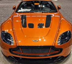 Aston Martin Super Car