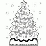 Christmas Coloring Pages, Free Printable Coloring Pages for Kids
