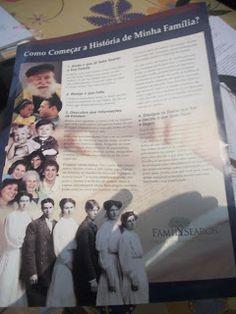 As Tontas Vão Ao Céu: Mutual das Moças Sobre História da Familia - Ala S...