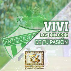Sólo en TVQUETZACHAPIN.TV #soccer #antigua #tvquetzachapin #tvonline