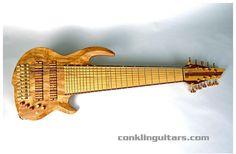Conklin 10-string Bass