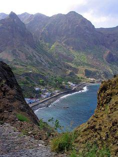 Faja dágua, Brava - Cabo Verde