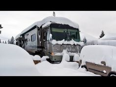 HOW TO: RV in the Winter - YouTube