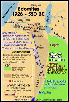 The bible 422282902546328963 - The historical transjordan territory of the Edomites in the Bible, historical survey 1950 – 500 BC Source by bobnewhart Bible Study Notebook, Bible Study Tools, Scripture Study, Book Of Mormon Scriptures, Jewish History, African History, European History, Black History, Bible Mapping