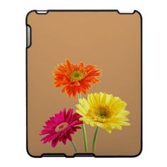 Gerbera Daisy Delight Case For The Ipad by bonfirenature