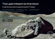 Apollo17阿波羅17號體驗月球之旅 Usa Website, Moon Missions, Research Paper, Public, Cards Against Humanity