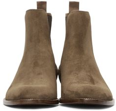 Saint Laurent for Men Collection Chelsea Boots Style, Chelsea Shoes, Saint Laurent Chelsea Boots, Tan Sneakers, Mens Clothing Styles, Shoe Boots, Men's Footwear, Wolf, Menswear
