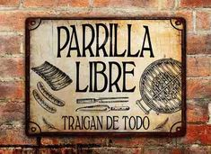 Cuadros Carteles Vintage Frases Cocina - $ 350,00 en Mercado Libre Vintage Frases, Decoupage Vintage, Barbacoa, Cool Places To Visit, Ideas Para, Party Time, Home And Family, About Me Blog, Lettering