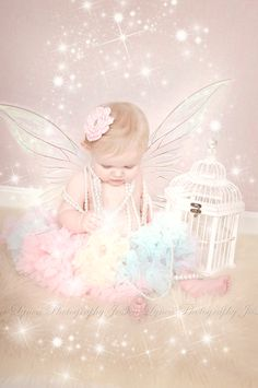Fairy baby girl