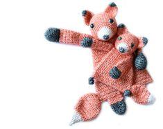 Baby Owl Mini Ragdoll crochet amigurumi pattern PDF INSTANT