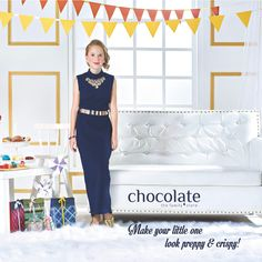 Make your #kid look preppy and crispy by #dressing them up in #Chocolate #Family apparels!  www.chocolatefamily.com