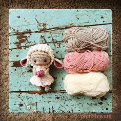 "@prenzlzwerg on Instagram: ""Rosalie! . . pattern by myself . . . #handmade #handmadedoll #crochet #crocheting #crochetdoll…"""
