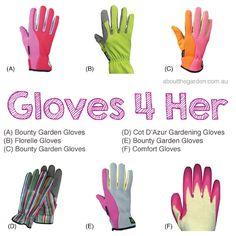 Garden Gloves for Mothers Day #gloves #fashion #mothersday #gift #aboutthegarden #garden #Mum