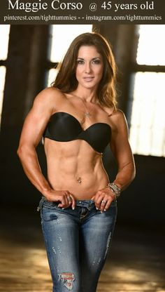 45 years old! #fabulously fit #healthy #inspiration #timeless