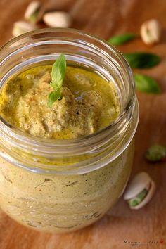 Raw Food Recipes, Dessert Recipes, My Favorite Food, Favorite Recipes, Italian Pasta, Pesto, Mousse, Daily Meals, Antipasto