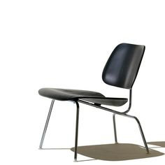 Vitra Eames LCM chair, black