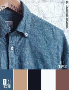 Old Classic | Color Blocks Design 8.15.12