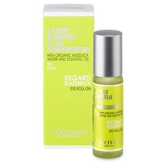 almost as good as Visine   Angelica Eye Roll-On | Angelica | L'OCCITANE en Provence | Canada