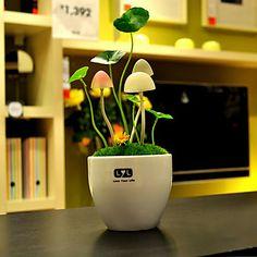 Mushroom Nachttischlampe – EUR € 16.49
