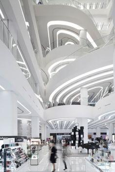 84 Shopping Mall Ideas Mall Design Shopping Mall Shopping Mall Interior