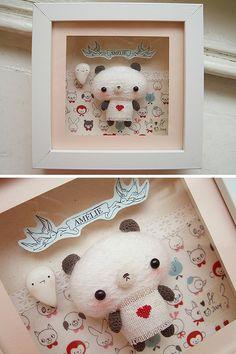 Oh so daaaarling!! <3 #kawaii #cute #panda