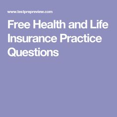 What Should You Consider When Choosing A Health Insurance Company? Life And Health Insurance, Health Insurance Companies, Life Insurance, Insurance License, Study Tips, This Or That Questions, Education, Free, Accessories