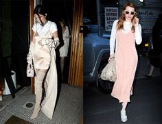 Kate Moss, Zara, Slip, Tees, Shirts, Duster Coat, Outfits, How To Wear, Outfit