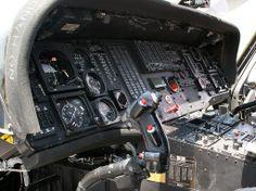 UH-60 instrument panel