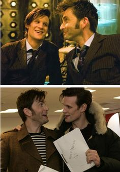 Ten and Eleven together again! :D