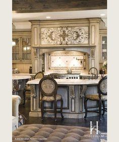 Beautiful Kitchen Luxury Kitchen Design Trends  www.OakvilleRealEstateOnline.com