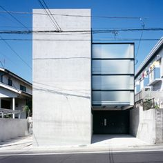 Knot, a 100m2 residence by Japanese-based Apollo Architects