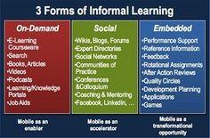 Mobile Enables Informal Learning