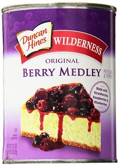 Wilderness Pie Filling and Topping, Berry Medley, 22 Ounce (Pack of Gourmet Recipes, Crockpot Recipes, Cake Recipes, Funnel Cake Batter, Funnel Cakes, State Fair Funnel Cake Recipe, Baking And Pastry, Baked Goods, Sweets