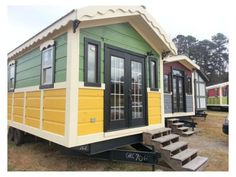 cabins on the go