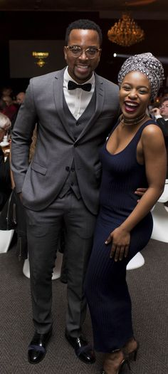 Maps Maponyane & Nomzano Mbatha. The Hennessy 250 Tour celebrates its artistic and cultural ties with Africa.