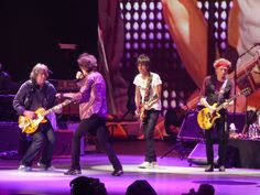 Rolling Stones 12/13/2012 50th Anniversary Tour