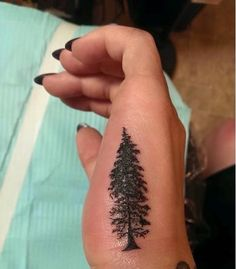 beautiful tree tattoos and meanings. love this!