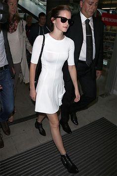 Emma Watson in A.L.C.